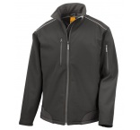 R1240306 - R124X•Ripstop Soft Shell Workwear Jacket